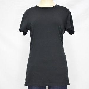 James Perse | Sheer Slub Crew Neck Tee Shirt 4